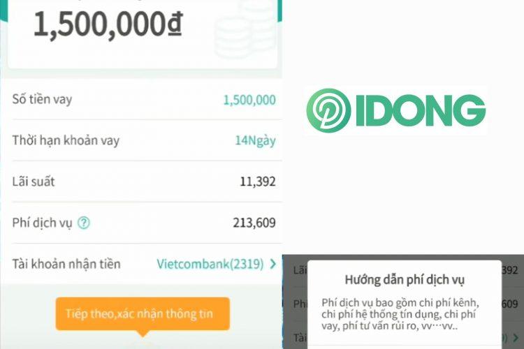 iDong – Giải pháp cho các vấn đề tài chính của bạn